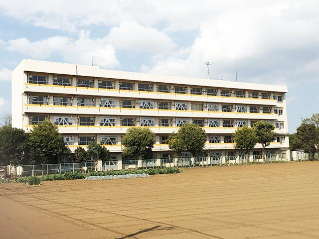 飯山満南小学校 屋上防水・外壁改修工事